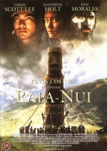 Kevin Costner movie: Rapa Nui